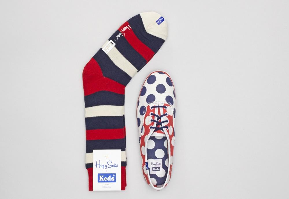 Happy Socks Keds