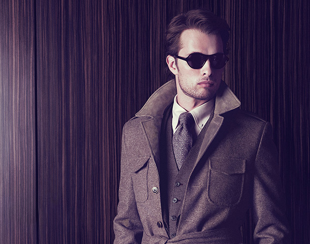 Joseph Abboud Fall Winter 2012   Campaign
