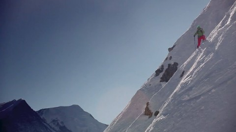 Watch | Extreme Skiing Film Shot with a Leica S2