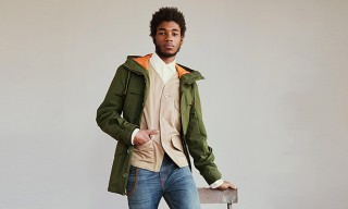 Levi's Brand Book for Fall 2012 – All Looks