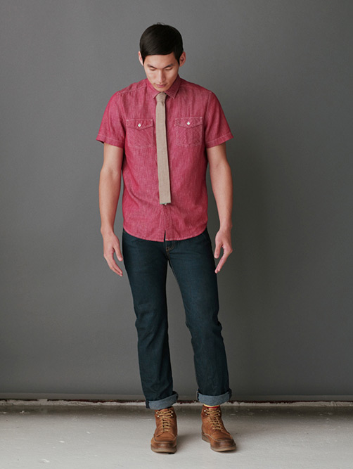 Levi's Brand Book for Fall 2012 - All Looks
