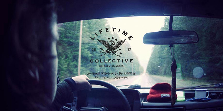 Lifetime Collective menswear Fall Writer 2012