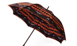 London Undercover for YMC Navajo Umbrellas