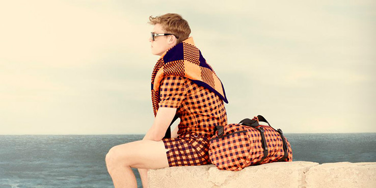Louis Vuitton Pre-Spring Summer 2013 Men's