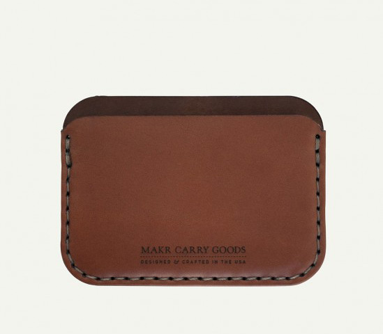 MAKR Round Card Wallets