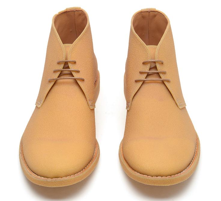 Maison Martin Margiela Rubber Chukka Boots
