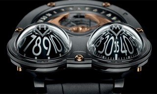 MB&F HM3 Poison Dart Watch – Bugged Out