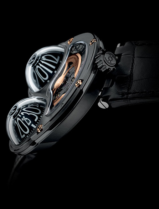 MB&F HM3 Poison Dart Watch - Bugged Out