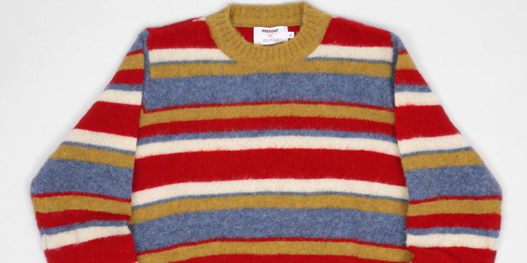 Present Edifice Sweaters