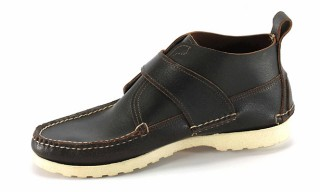 Quoddy Sipayik Mid Cut Mocassin for Fall 2012