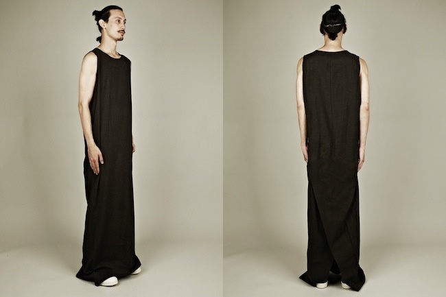 Rick Owens Sleeveless Dress