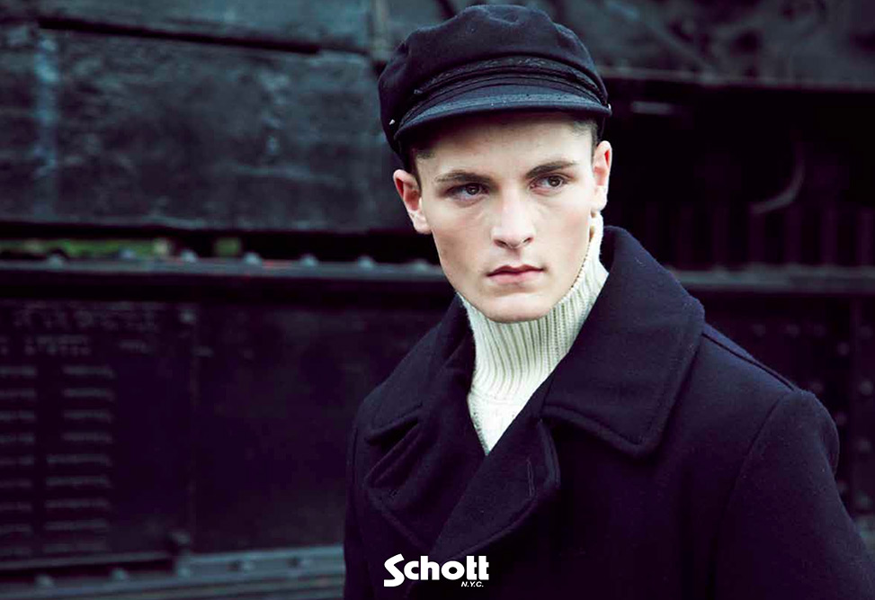 Schott NYC Collection for Fall Winter 2012