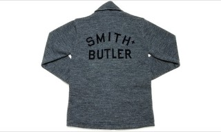 Dehen 1920 for Smith + Butler Shawl Neck Sweater Coat