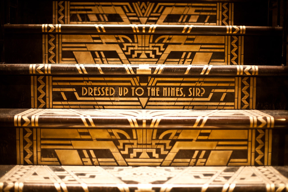 Ted Baker Grand House Fifth Ave. - A Look Inside