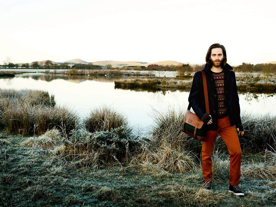 Ted Baker Fall Winter 2012 - Britian's Great Outdoors