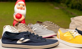 Tretorn Footwear Spring Summer 2013 Preview – In the Park