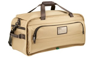 TUMI Alpha Medium Duffle for Cool Hunting – On Safari