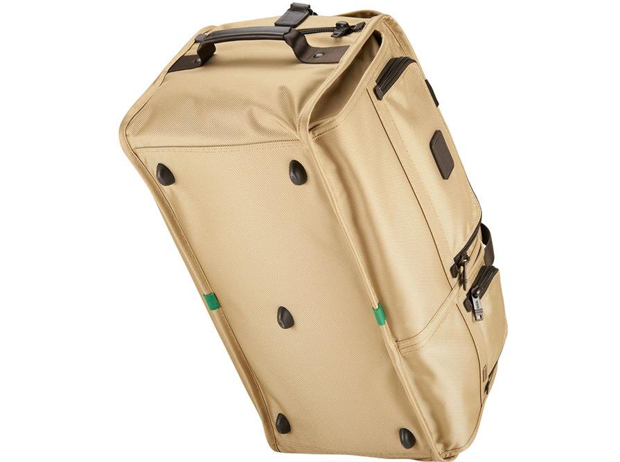 TUMI Alpha Medium Duffle for Cool Hunting - On Safari