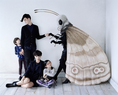 Undercover for UNIQLO (UU) - Final Collection Coming Fall 2012