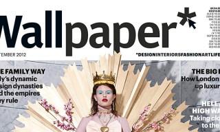 Wallpaper* September 2012 – Fashion Issue