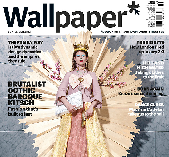 Wallpaper* September 2012 - Fashion Issue