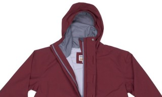 6876 & Rohan – Forth Jacket with Barricade Membrane Technology