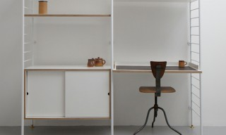 Albam for Home – Modular Utility Shelving System