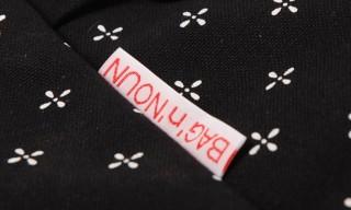 Bag 'n' Noun for Goodhood – 5th Anniversary Collaborations