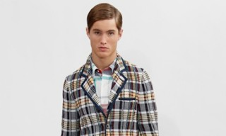 Brooks Brothers Black Fleece Spring Summer 2013 Collection