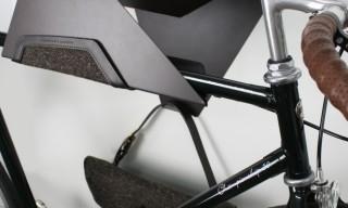 Cherchbi & Quarterre – BIke Accessories & Furniture for London Design Week
