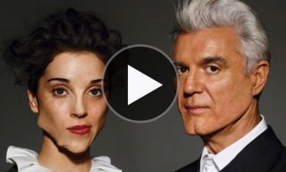 David Byrne & St Vincent – 'Who' from the album 'Love this Giant'