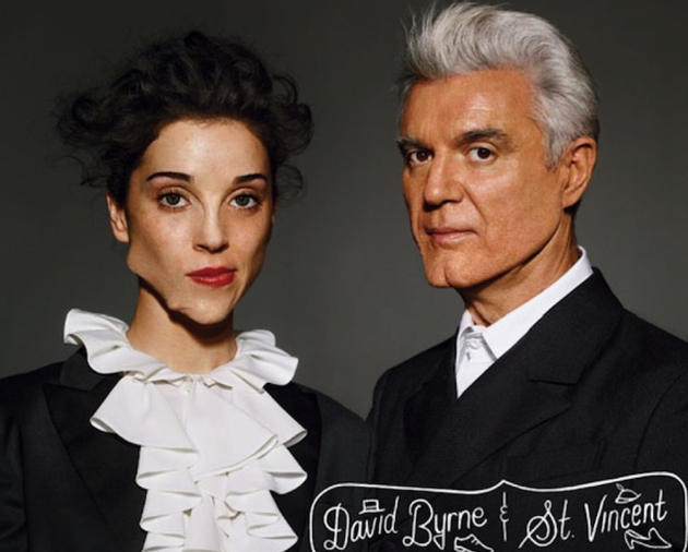David Byrne & St Vincent   Who from the album Love this Giant