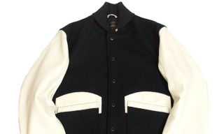 Golden Bear for Engineered Garments – Short Hunter Jacket
