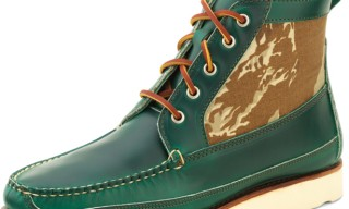 Mark McNairy New Amsterdam for Eastland Made in Maine
