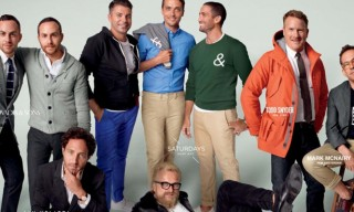 Gap & GQ Best New Menswear Designers in America Collection