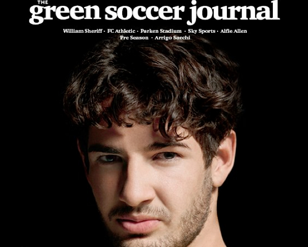 Green soccer journal issue 4