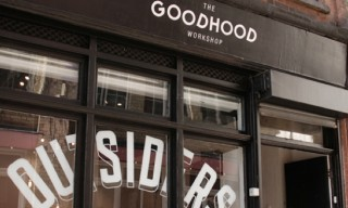 Inside the Goodhood Fifth Year Anniversary Pop Up Store, London