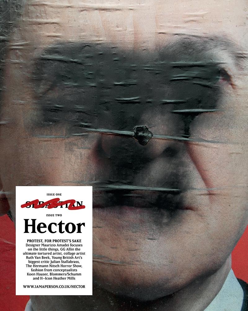 Hostem Hector Magazine