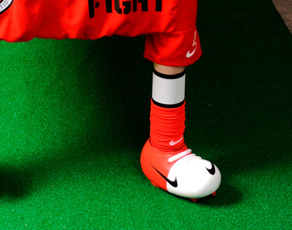 Michael Lau Nike Foosball