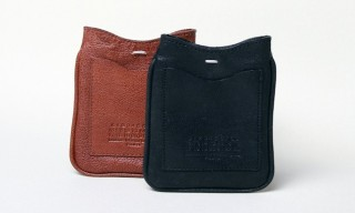 Maison Martin Margiela Leather Phone Pouches