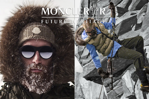 Moncler & Moncler R Outerwear   Fall Winter 2012   Details