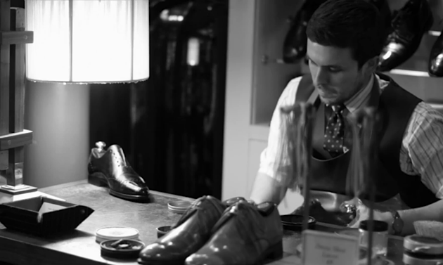 A Shoe Shine Guide from Expert Justin FitzPatrick