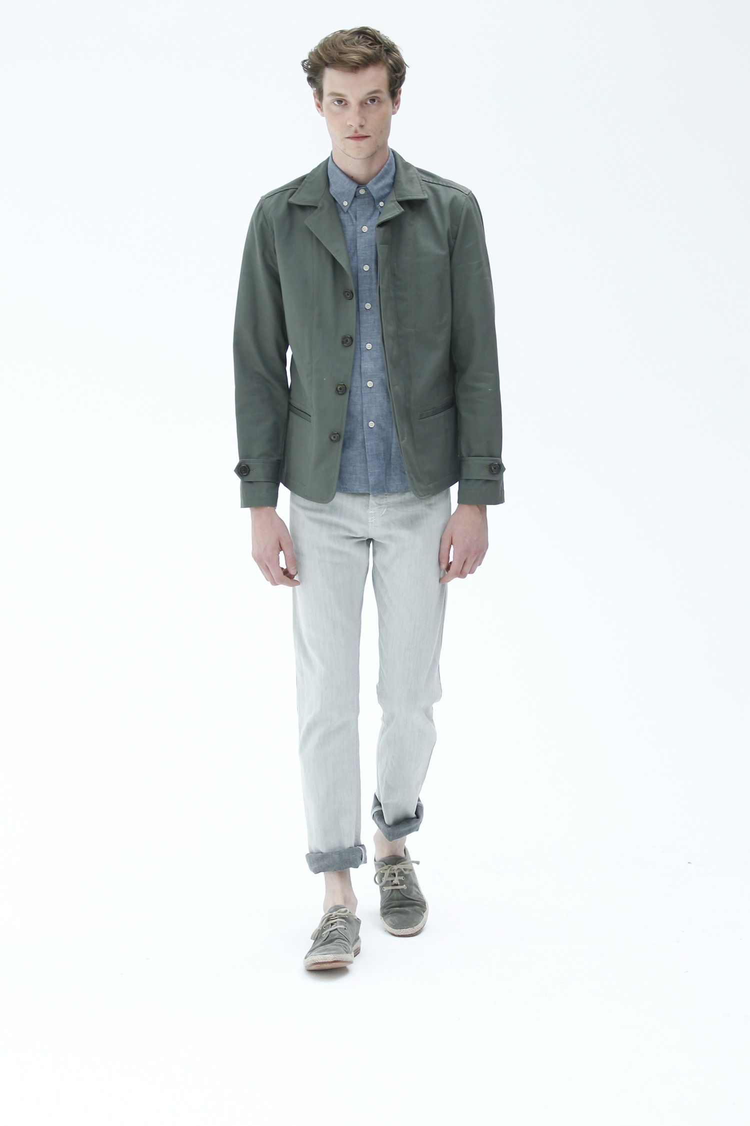 SS13 RALEIGH DENIM
