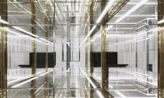 Saint Laurent Paris New Shanghai Store – Look Inside