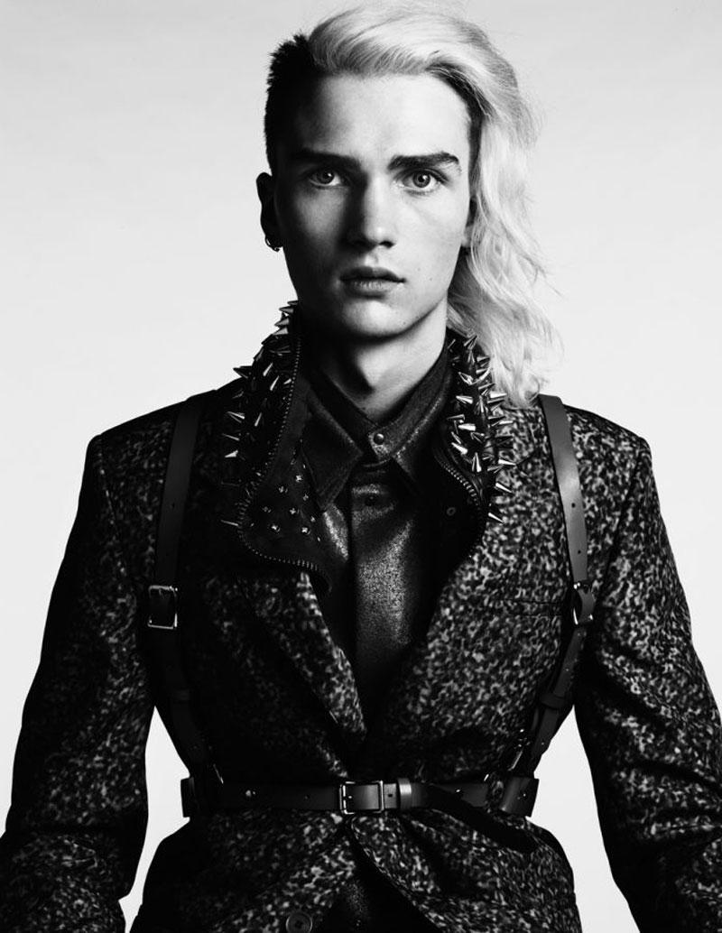 Vogue JP - Hedi Slimane
