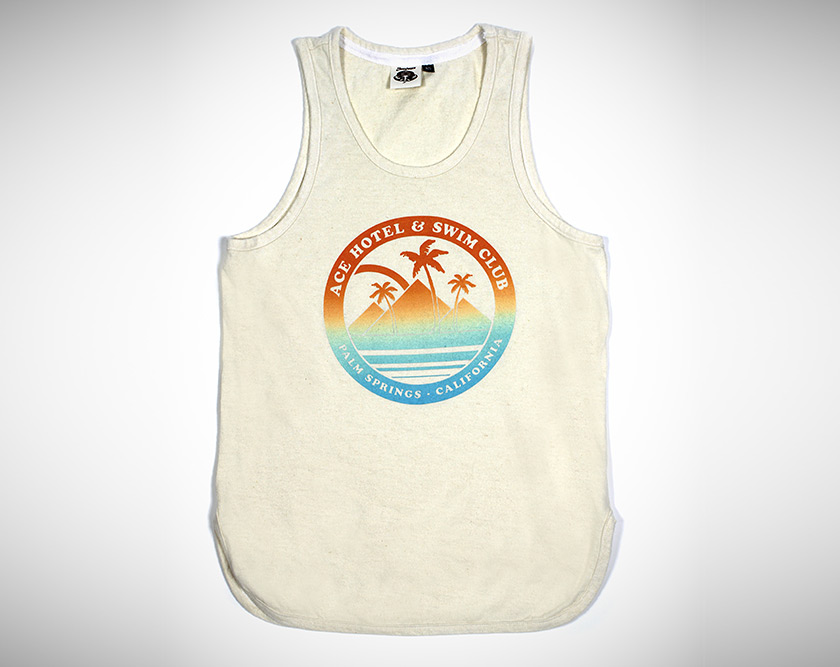 Ace Hotel Swim Club Tank T-Shirt