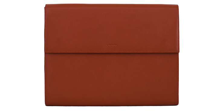Berg & Berg Leather Wallets and Laptop Sleeves - Fall Winter 2012