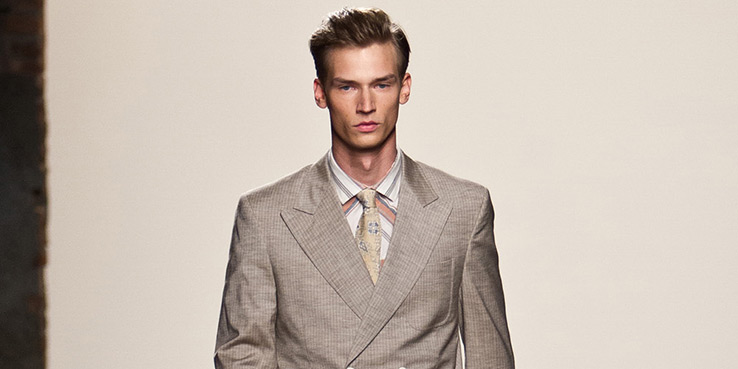 Billy Reid Spring Summer 2012 - Runway