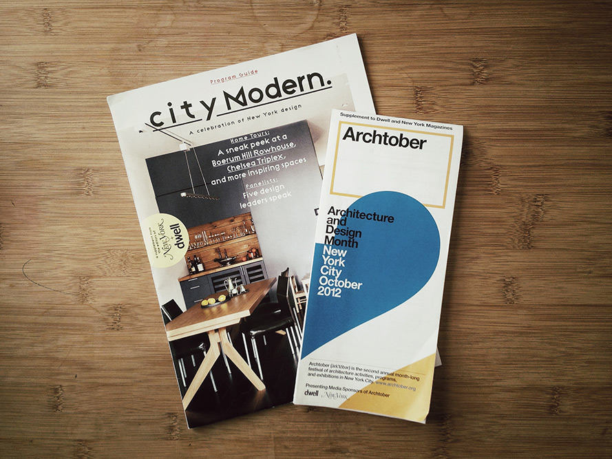 city modern Magazine by NY Mag and Dwell - A Look Inside