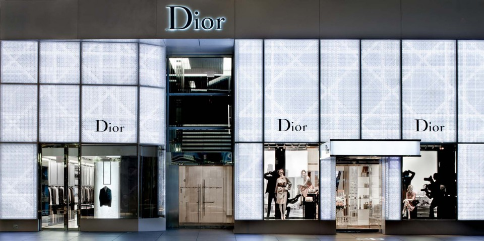 Dior Homme Flagship NYC - Reopened, Renovated - A Look Inside